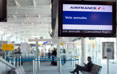 Union makes offer to end Air France strike