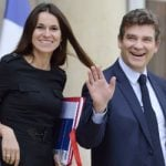 'Love in San Francisco for fired French leaders'