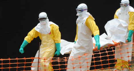 First French Ebola patient headed home