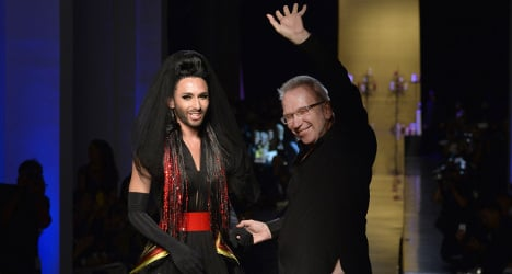 Emotions high ahead of Gaultier's 'last' show