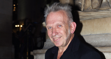 Designer Gaultier 'retires' from clothes business