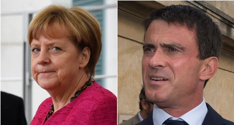 France to try to convince Germany to spend again