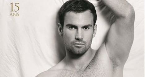 VIDEO: Making of French rugby hunk calendar