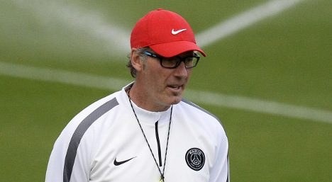 PSG will play to win against Barcelona: Blanc