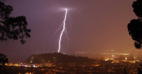 Four killed as heavy storms strike France