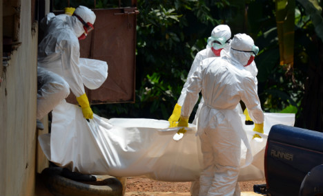 France plan air lifts to help fight Ebola