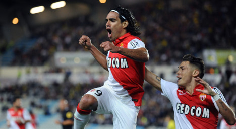 Blow for French league as Falcao departs