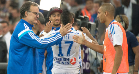 Marseille march on as PSG slip up again