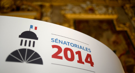 French Socialists lose control of the Senate