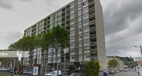 French toddler falls from 9th floor and survives