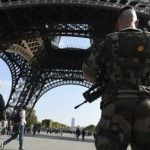 UK warns of 'high threat' from terrorism' in France