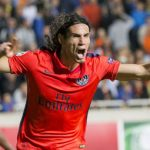 Cavani rescues PSG with later winner in Cyprus