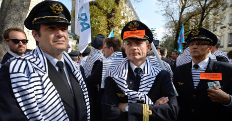 Relief as Air France and their pilots strike a deal