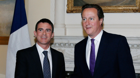 French PM tells London: 'France is pro-business'