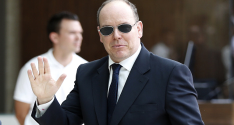 Rant about Monaco's prince lands man in jail