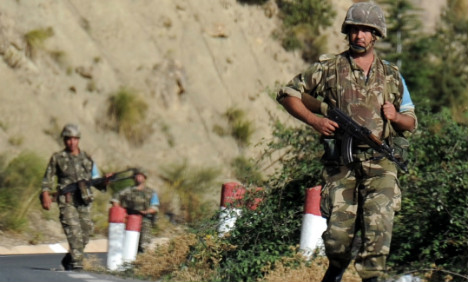 Kidnap and war impact French holiday plans