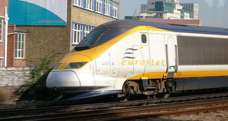 Eurostar: UK launches process to sell its stake