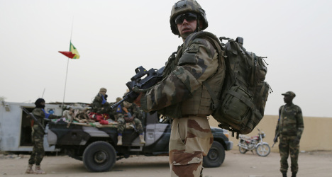 US to bill France for military aid in Africa