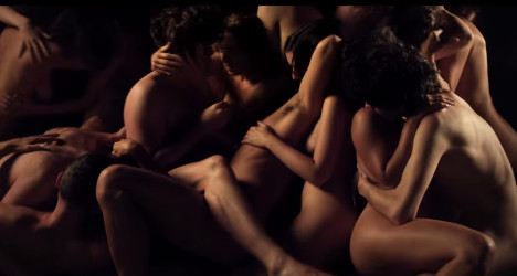 Musée d'Orsay shocks with erotic promo video