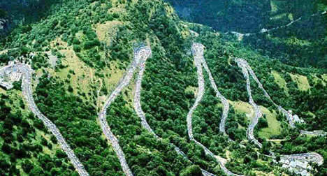 Discover the route of the 2015 Tour de France