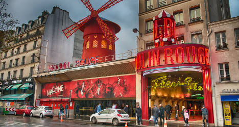 Moulin Rouge alive and kicking after 125 years