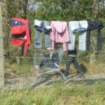 <b>Laundry day:</b> Shirts and trousers flutter in the wind at all the migrants camps in Calais. The wash gets done by hand in cold water and is strung up on improvised clotheslines, parts of buildings and even fences. There are laundromats in town, but they cost money.Photo: Joshua Melvin/The Local