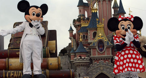 Mickey to rescue Euro Disney with €1b bailout