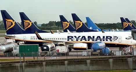 Ryanair told to pay €8m over labour law breach