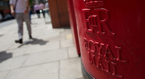 France to hit Britain's Royal Mail with hefty fine