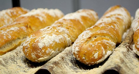 French baguette conquers new markets