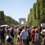 """<b>Marauding youths:</b> """"There is a growing incidence of violent attacks against tourists by groups of young people, usually occurring late at night around major tourist attractions such as the Champs-Elysées, the Louvre and the Palais Royal areas, the Les Halles district, the Latin Quarter in central Paris and the environs of the Gare du Nord train station."""" (Australian gov't)Photo: Tangi Bertin/Flickr"""