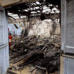 """<b>Booming business:</b> """"There have been a number of explosions, failed explosions and other attacks in Corsica. Government buildings, restaurants, police vehicles, bars, a discotheque and holiday homes have been targeted. The authorities believe the Corsican nationalist group the FLNC are responsible, and have warned that attacks could escalate."""" (UK gov't)Photo: Stephan Agostini/AFP"""