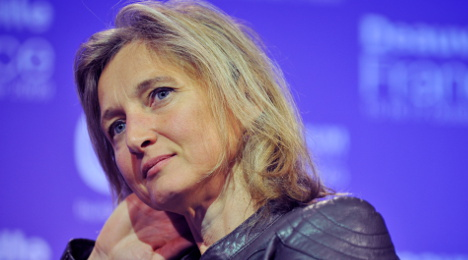 Head of AmCham France is target of blackmail