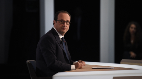 Hollande vows to 'go to the end' to reform France