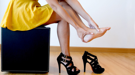 High heels bring out best in men: French study