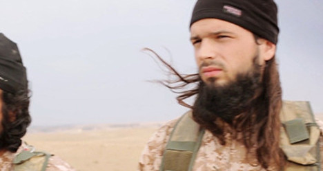 Converts from all corners of France lured into jihad