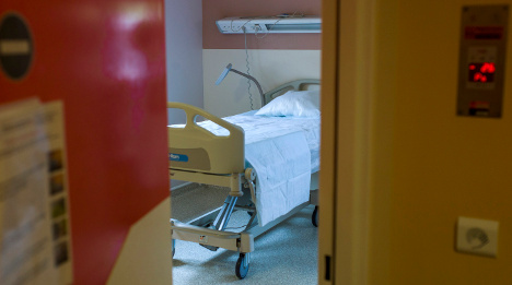 UN Ebola victim 'stable' in French hospital