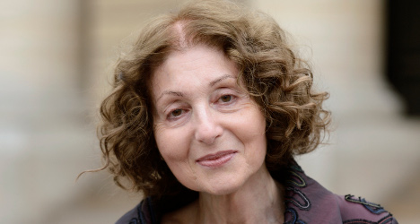 France hands top literary gong to Aussie author