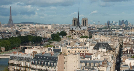 Paris launches plan to 'reinvent' city by 2020