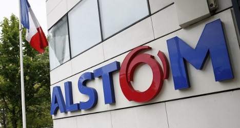 France gives green light to GE takeover of Alstom
