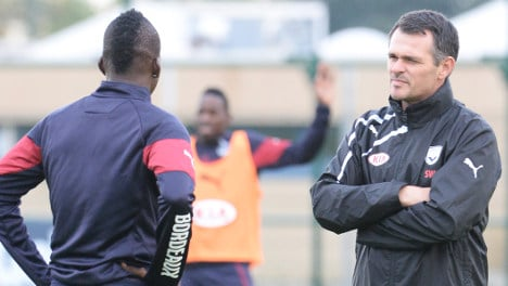 French coach sorry for African player comments