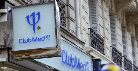 Italian outbids Chinese for France's Club Med