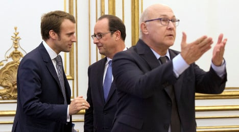 France urges global fight against tax dodging