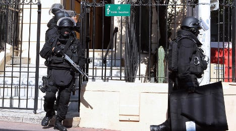 Several 'planned terrorist attacks' foiled in France