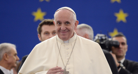 Pope tells Europe to do more to help migrants