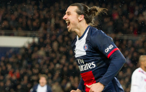 Zlatan poised for return after heel injury