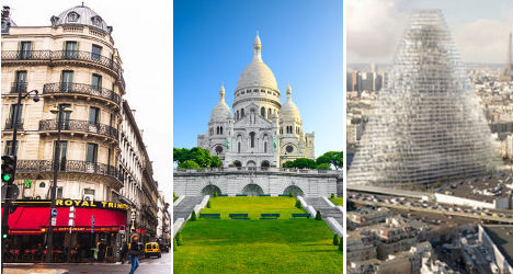 In Images: France's most contentious buildings
