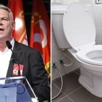 French union 'spends €1.4k' on boss's loo seat