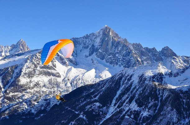 IN PICTURES: Winter is coming to the French Alps