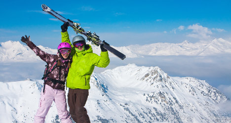 Working a ski season in France: Highs and lows